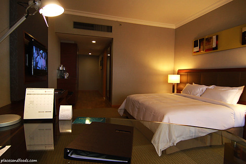 Equatorial hotel penang room overview