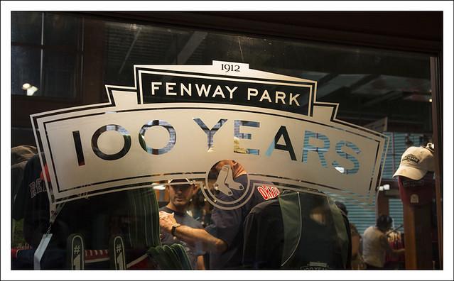Fenway Park 20
