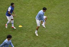 Team GB v Uruguay Olympics 2012