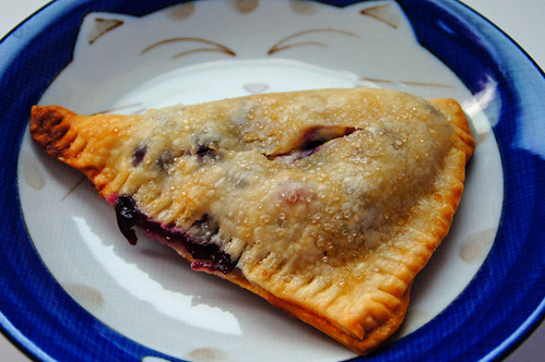 Blueberry Hand Pies (12)