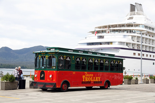 Ketchikan - Trolley by Regent Seven Seas