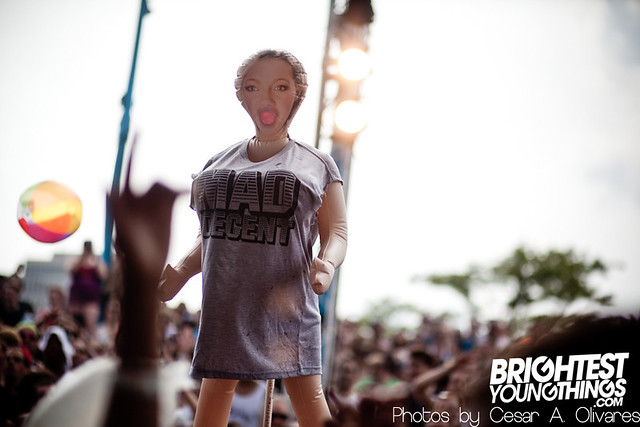 Mad Decent Block Party 2012 - Philadelphia