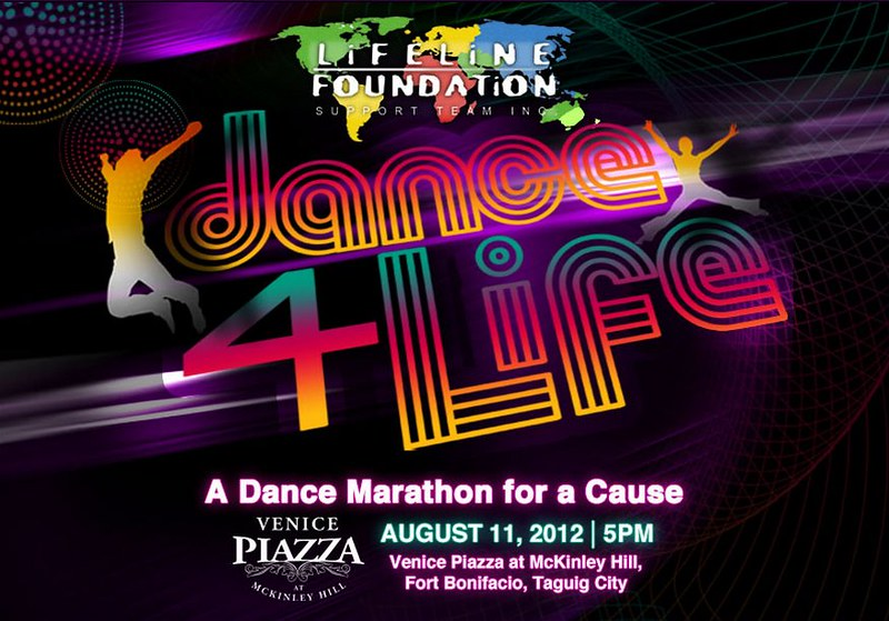 Dance 4 Life Venice Piazza Lifeline Foundation