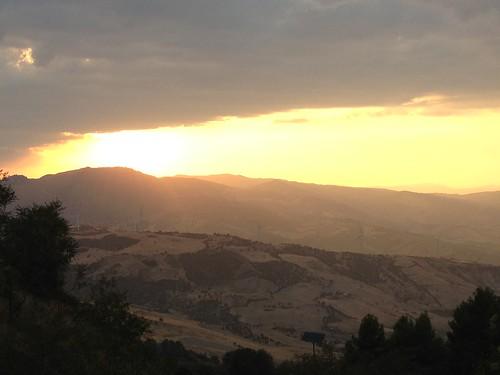 tramonto da rotondella1
