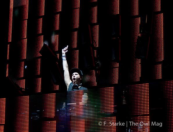 Boys Noize @ HARD Summer Music Festival LA 2012