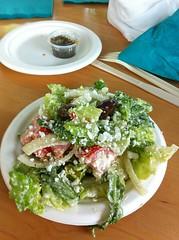 meal, lunch, salad, vegetable, vegetarian food, food, dish, cuisine, caesar salad,