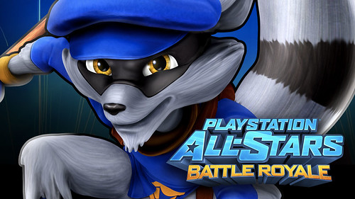 PlayStation All-Stars Battle Royale - Sly Cooper Strate