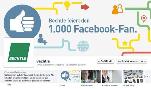 Bechtle Facebook