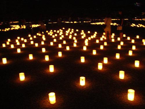『2012なら燈花会』を楽しんできました@奈良公園周辺