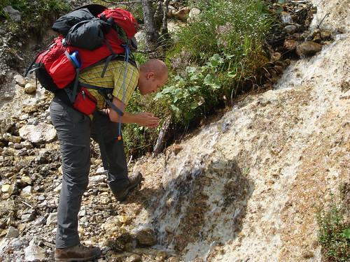 Wasser im Johannestal
