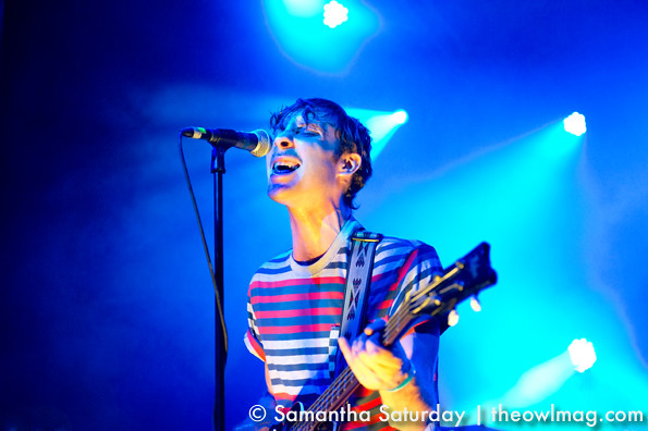 Black Lips @ The Observatory, Santa Ana 8/7/12