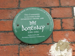 Photo of Green plaque number 12455