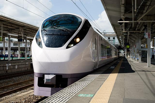 JR東日本 E657系 特急スーパーひたち