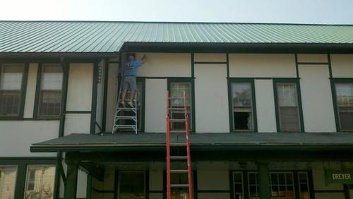 ladderwork