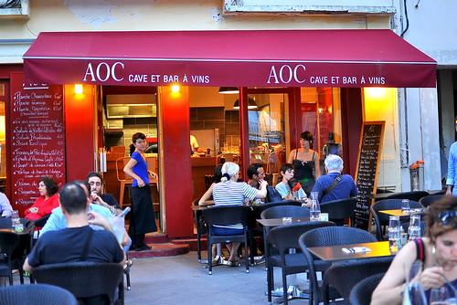 AOC - Avignon - Provence - France
