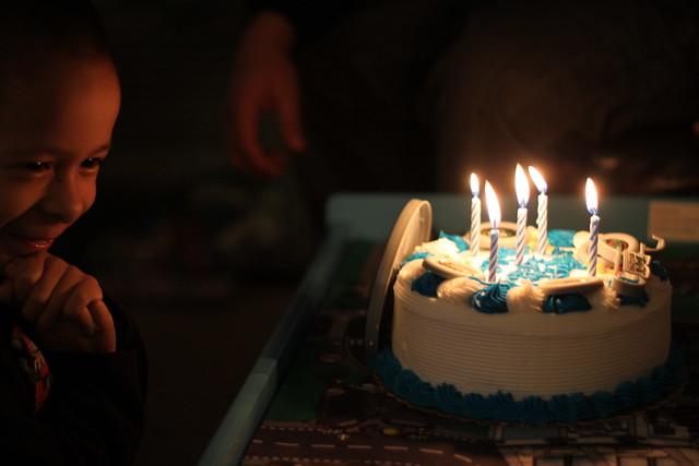 Duke's 5th Birthday