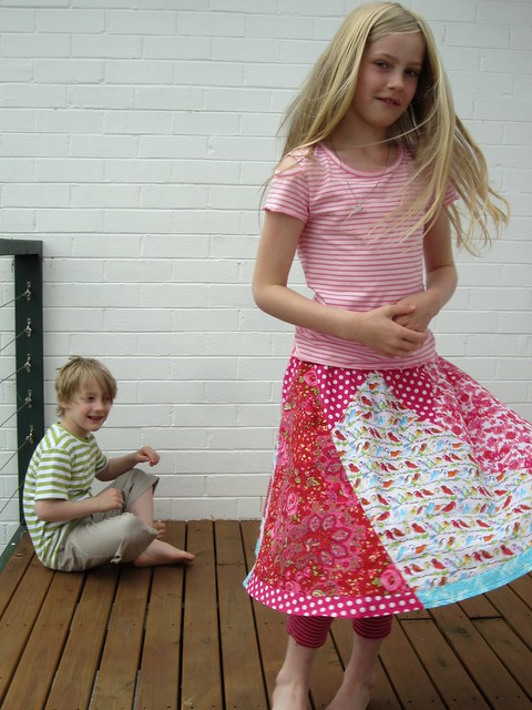 Mollie Tess Skirt