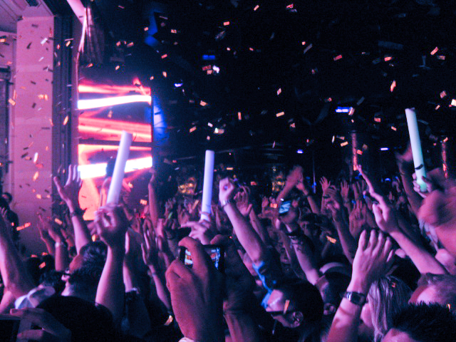 Calvin Harris 08.11.12 Las Vegas