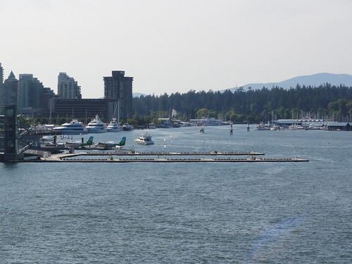 Coal Harbour & Stanley Park, Vancouver