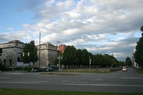 Haus der Kunst - Prinzregentenstraße
