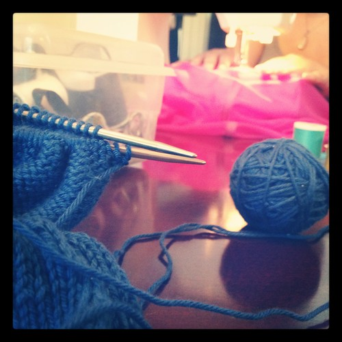 Knitting & Sewing