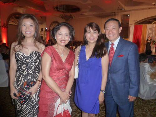 Salome Uy, Marianne Chan, Annie C. Tan-Yee, Josemari Chan