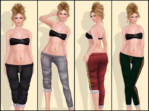 Etam - Track Pants