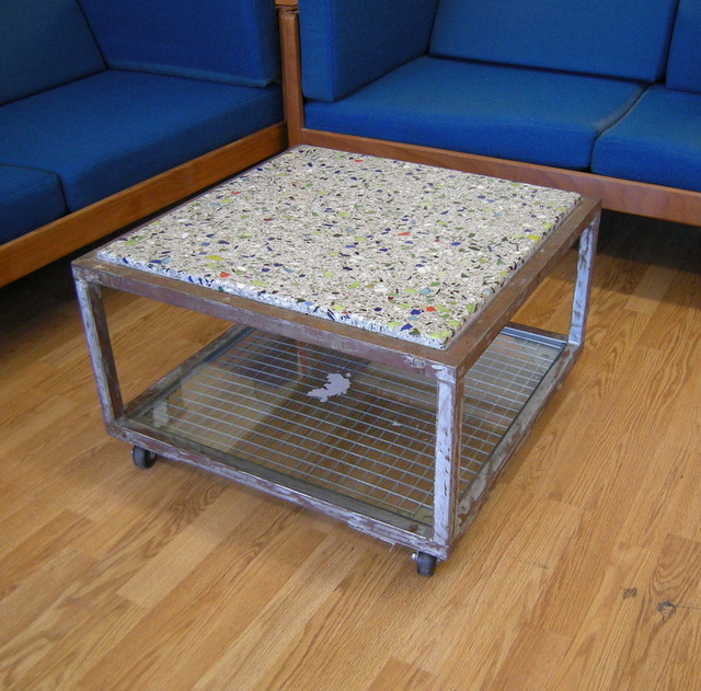Industrial Coffee Table Vancouver: Industrial Coffee Table