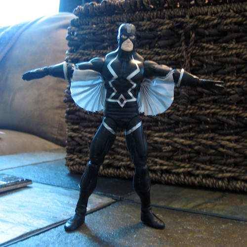 Marvel Legends Black Bolt