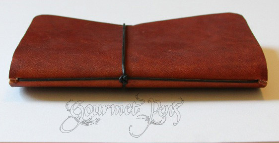 Davis Leatherworks Leather Journal Elastic