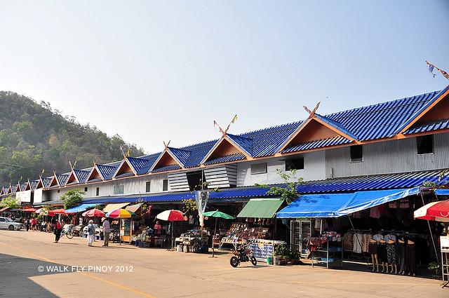 Visa Run in Chiang Mai: Stopover in Chiang Rai