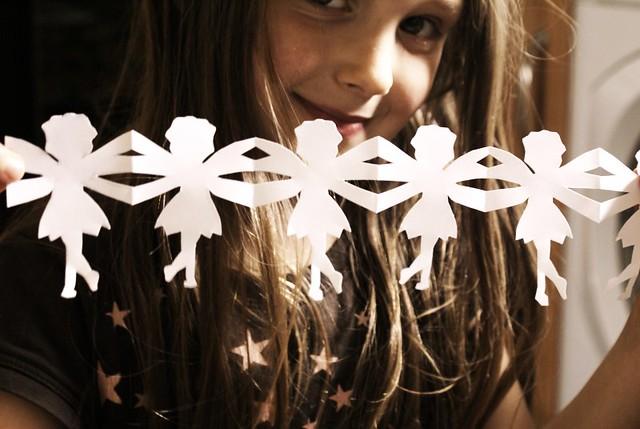fairy paper chain 3
