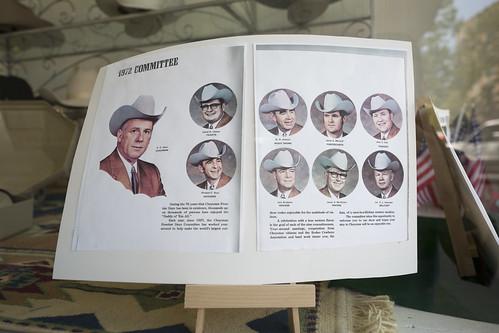 1972 Committee, Frontier Days