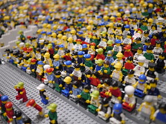 Lego National Day Parade 2012