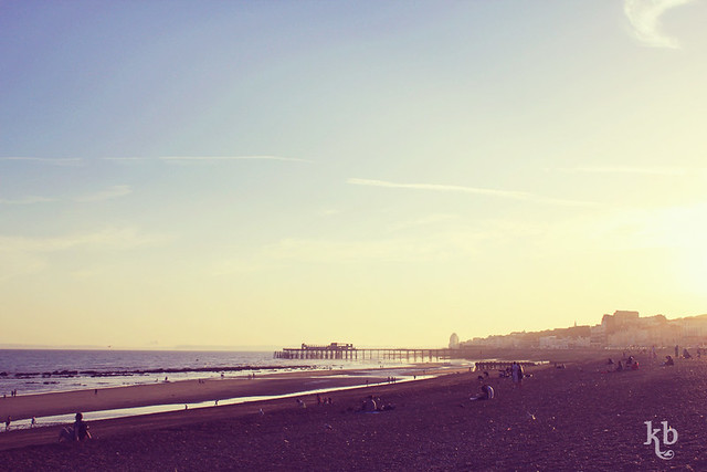 Hastings Town and Beach, East Sussex