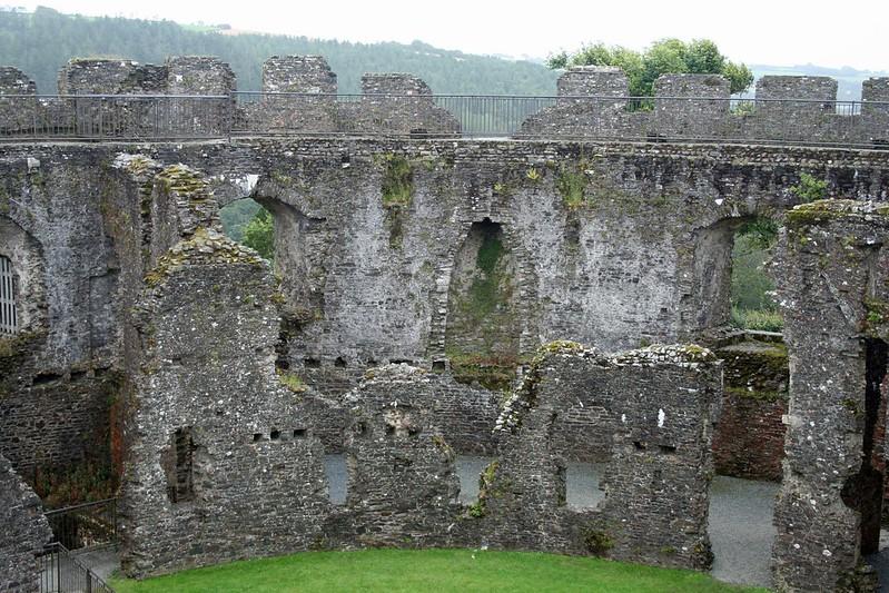 Castillo de Restormel