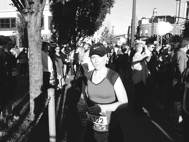Marathons: An iPhone Story