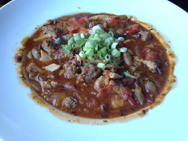 Creole gumbo - Eureka Restaurant and Lounge