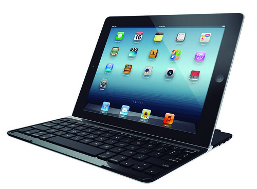 Logitech Ultrathin Keyboard Cover by pc-actual