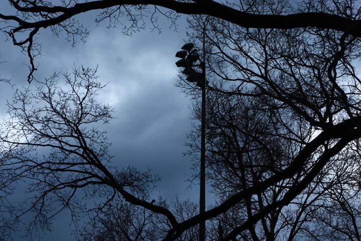 stormy sky melbourne