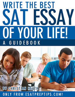 Add to Cart: Write The Best SAT Essay Of Your Life!