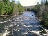 Wendigo Rapids from bridge