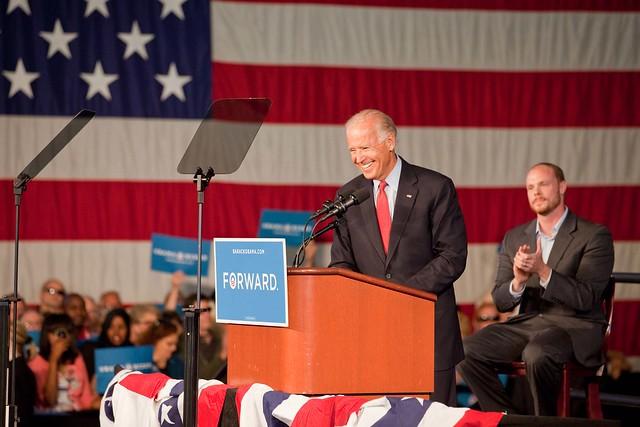 Joe Biden @ the Depot 5