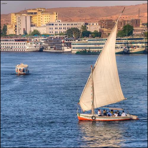 paisajes río river geotagged landscapes egypt olympus nile egipto nil luxor egipte riu paisatges nilo specialtouch quimg aiguaicel quimgranell joaquimgranell mygearandme afcastelló obresdart
