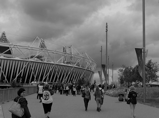A Walk to the Stadium #2