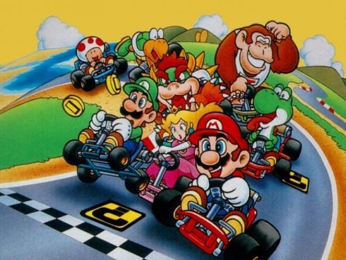 JumentossauroVlog - Super Mario