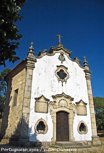 Capela da Senhora da Vigia - Fornos de Maceira Dão - Portugal