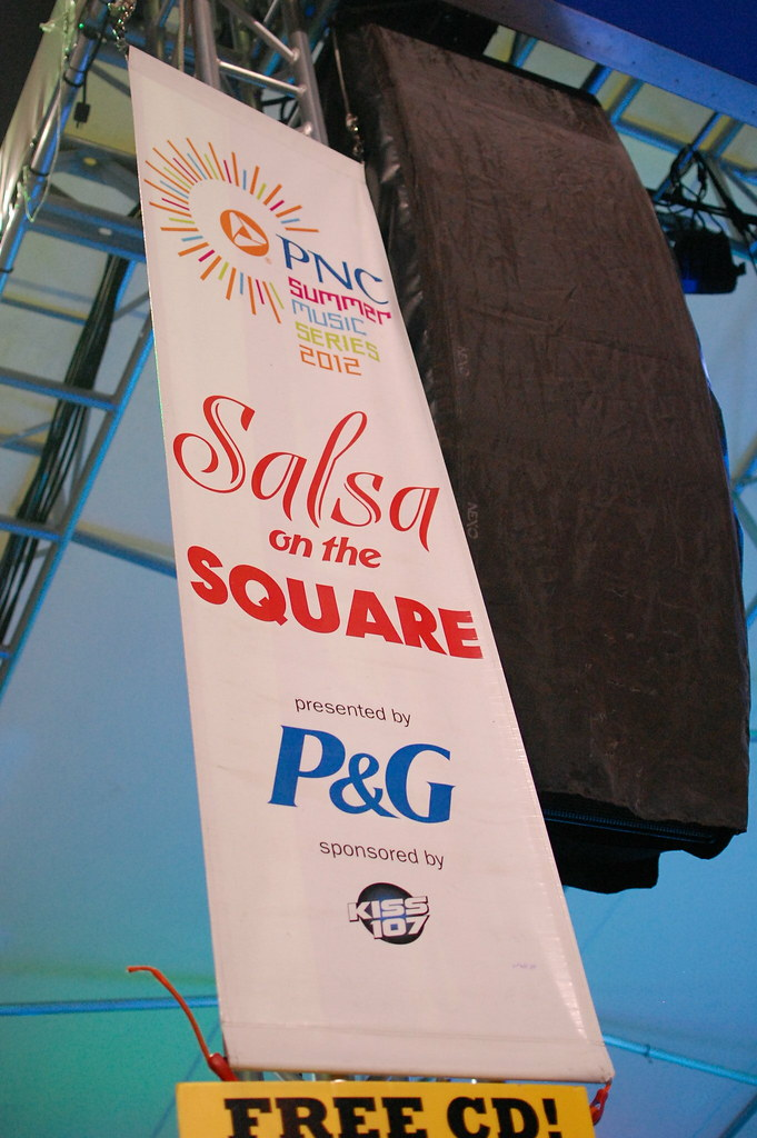 Salsa on the Square