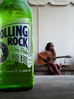 Rolling Rock & Songbird