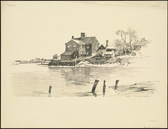 House on water plate 6